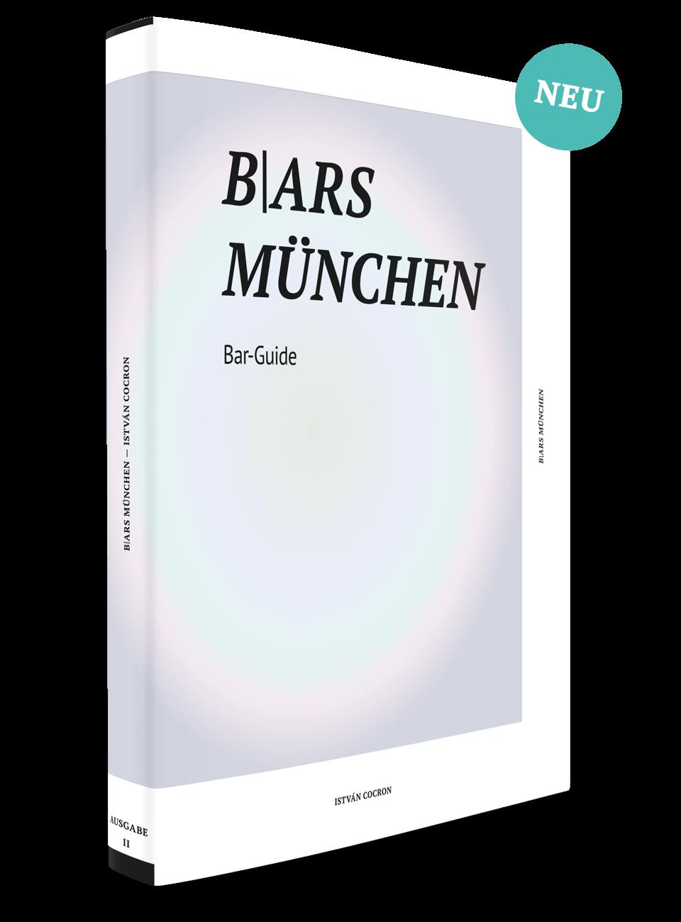 Bars München | Buch mit den besten Bars in München